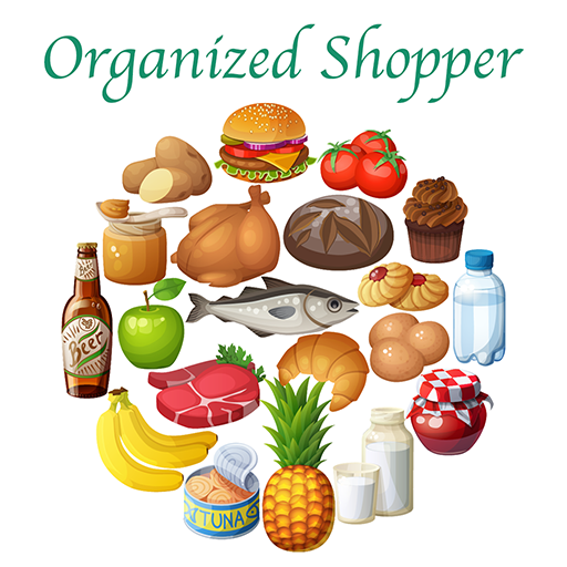 Organized Shopper iOS App